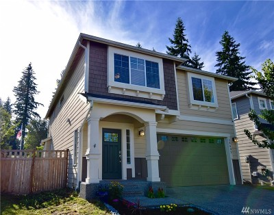 Everett Condo/Townhouse For Sale: 13632 9th Place W