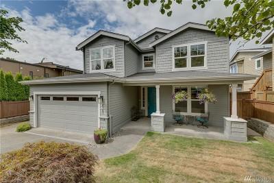 Kirkland Single Family Home For Sale: 6707 104th Ave NE