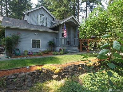 Gig Harbor Single Family Home For Sale: 7305 32nd St Ct NW
