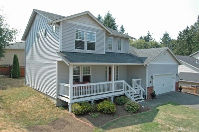 Mukilteo Single Family Home For Sale: 3948 Pacific Place