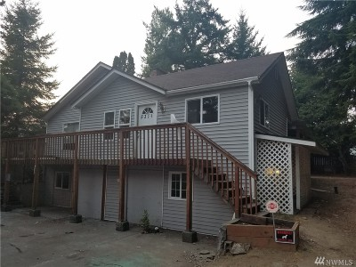 Mountlake Terrace Single Family Home For Sale: 5311 244th St SW