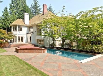Bellevue Single Family Home For Sale: 13900 NE 31st Place