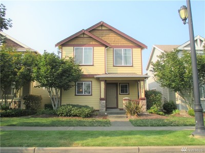 Lacey Single Family Home For Sale: 5232 Balustrade Blvd SE