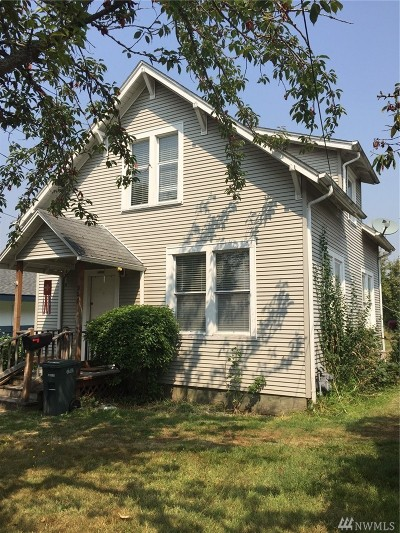 Puyallup Single Family Home For Sale: 927 7th Ave SW