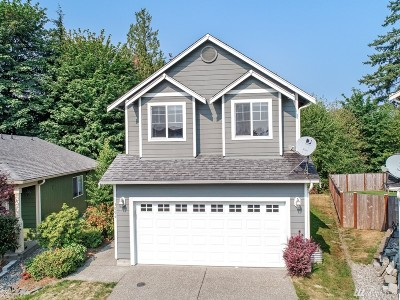 Puyallup Single Family Home For Sale: 13006 66th Av Ct E