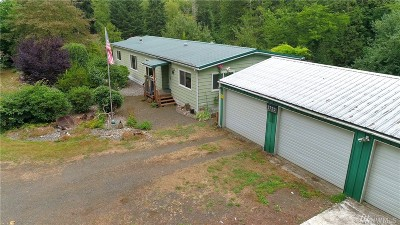 Olympia Single Family Home For Sale: 3722 Delphi Rd SW