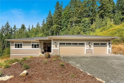 Single Family Home For Sale: 1560 Rocky Road