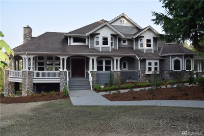 Stanwood Single Family Home For Sale: 2833 181st Place NW