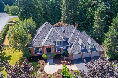 Woodinville Single Family Home For Sale: 15703 223rd Ave NE