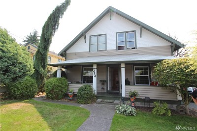 Mount Vernon Single Family Home For Sale: 324 Evergreen
