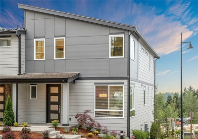 Bothell Single Family Home For Sale: 1325 Seattle Hill Rd #L4