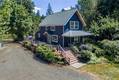 Woodinville Single Family Home For Sale: 23705 79th Ave SE