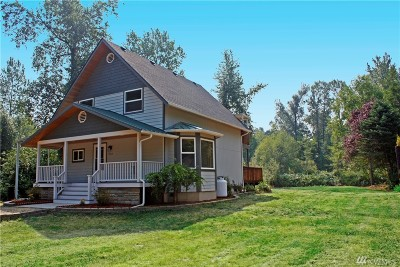 Arlington Single Family Home For Sale: 1510 Stanwood Bryant Rd