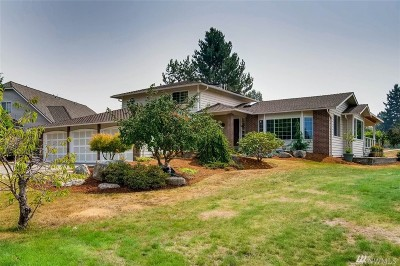 Everett Single Family Home Contingent: 3924 125th Place SE