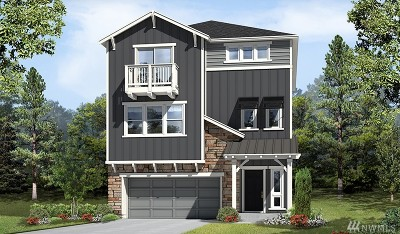 Des Moines Single Family Home For Sale: 19619 10th Place S #Lot51