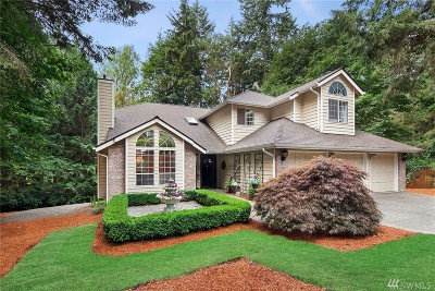 Gig Harbor Single Family Home For Sale: 4902 42nd Ave NW