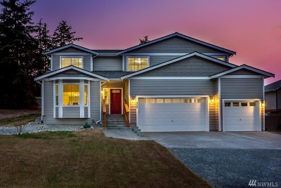Coupeville Single Family Home For Sale: 557 Fort Ebey Rd