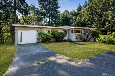 Seattle Single Family Home For Sale: 9425 27th Ave NE