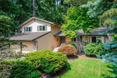 Mill Creek Single Family Home For Sale: 3029 149th St SE