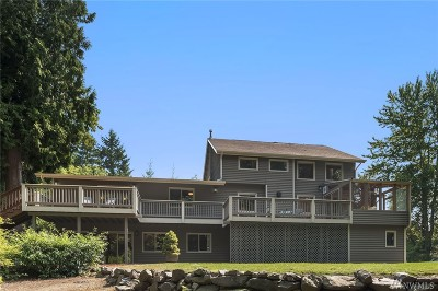 Bothell Single Family Home For Sale: 4321 240th St SE