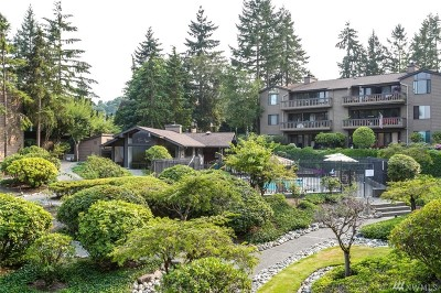 Redmond Condo/Townhouse For Sale: 17490 NE 40th Place #H3