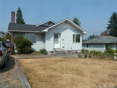 Everett Single Family Home For Sale: 1631 Silver Lake Rd