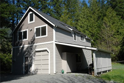 North Bend Single Family Home For Sale: 45733 SE Mount Si Rd