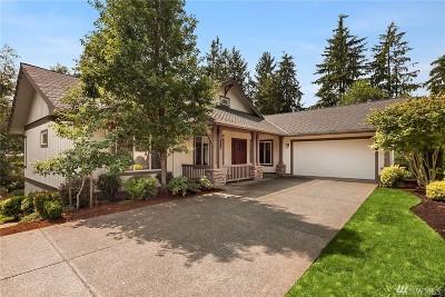 Gig Harbor Single Family Home For Sale: 13608 49th Av Ct NW