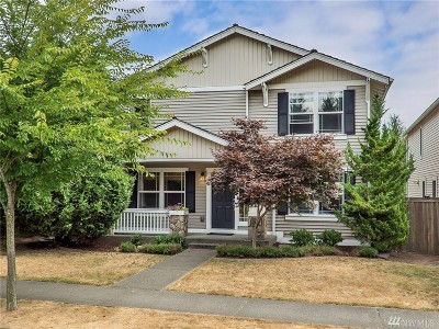 Snoqualmie Single Family Home For Sale: 7502 Cottonwood Dr SE