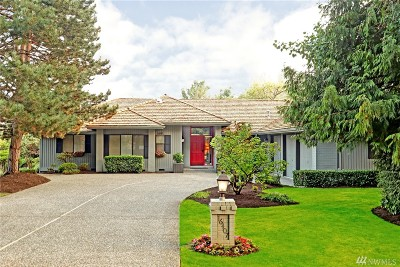 Bellevue Single Family Home For Sale: 16407 SE 46th St