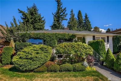 Bellingham Single Family Home For Sale: 1208 Toledo St