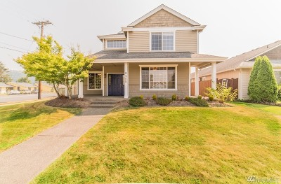 Sumner Single Family Home For Sale: 6405 158th Ave E