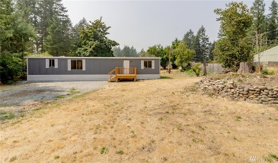 Graham Single Family Home For Sale: 25510 52nd Ave E