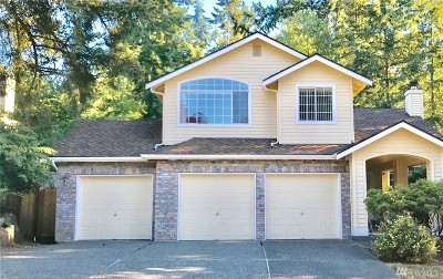 Mill Creek Single Family Home For Sale: 1128 144th St SE
