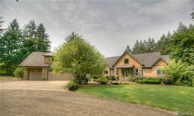 Olympia Single Family Home For Sale: 6139 Delphi Rd SW