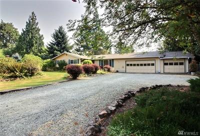 Olympia Single Family Home For Sale: 1110 Edison St NE