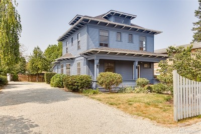 Stanwood Single Family Home For Sale: 27122 102nd Dr NW