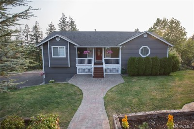 Chehalis Single Family Home For Sale: 105 Sundown Ct