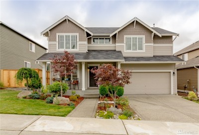 Bonney Lake Single Family Home For Sale: 12123 178th Ave E