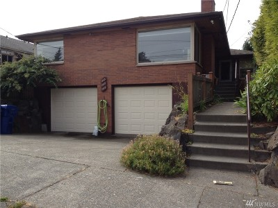Seattle Multi Family Home For Sale: 1547 NW 63rd St