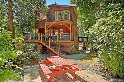 Gold Bar Single Family Home For Sale: 51409 S Riverside Rd