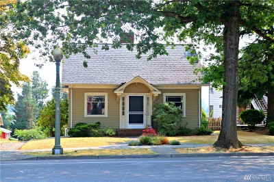 Lynden Single Family Home For Sale: 115 Front St