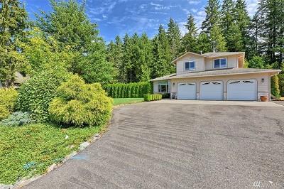 Arlington Single Family Home For Sale: 5019 257th St NE