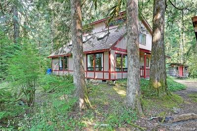 Granite Falls Single Family Home For Sale: 34832 Mountain Loop Hwy