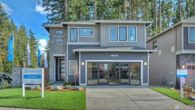 Bothell Single Family Home For Sale: 4018 223rd (Cp Lot 14) Place SE