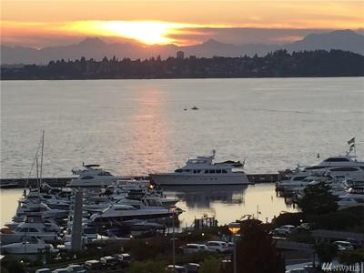 Kirkland Condo/Townhouse For Sale: 5304 Lake Washington Blvd NE #F