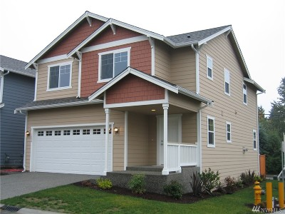 Everett Condo/Townhouse For Sale: 1208 131 Place SW