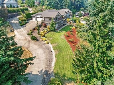 Tacoma Single Family Home For Sale: 6515 A St Ct NE