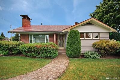 Everett Single Family Home For Sale: 1212 48th St SE