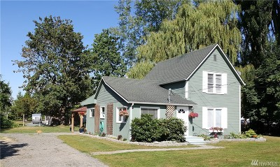 Nooksack Single Family Home Sold: 207 W 2nd St